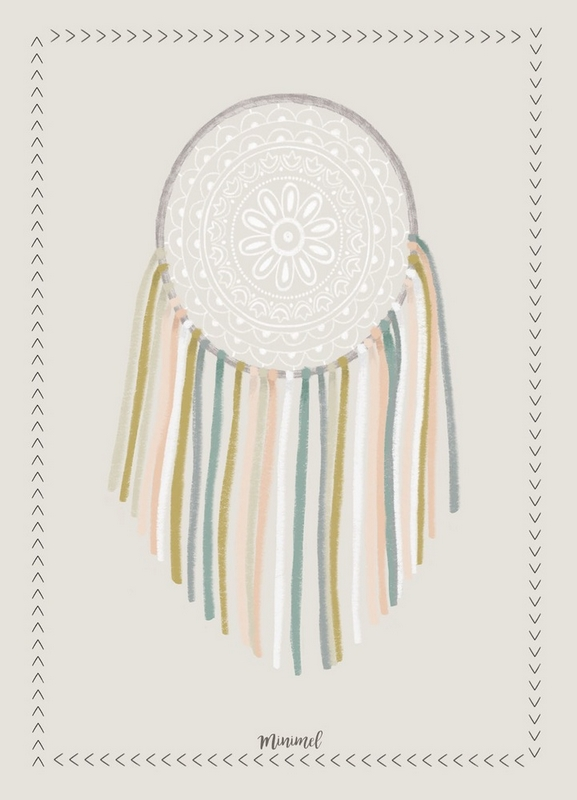 carte-boho-attrape-reves-minimel