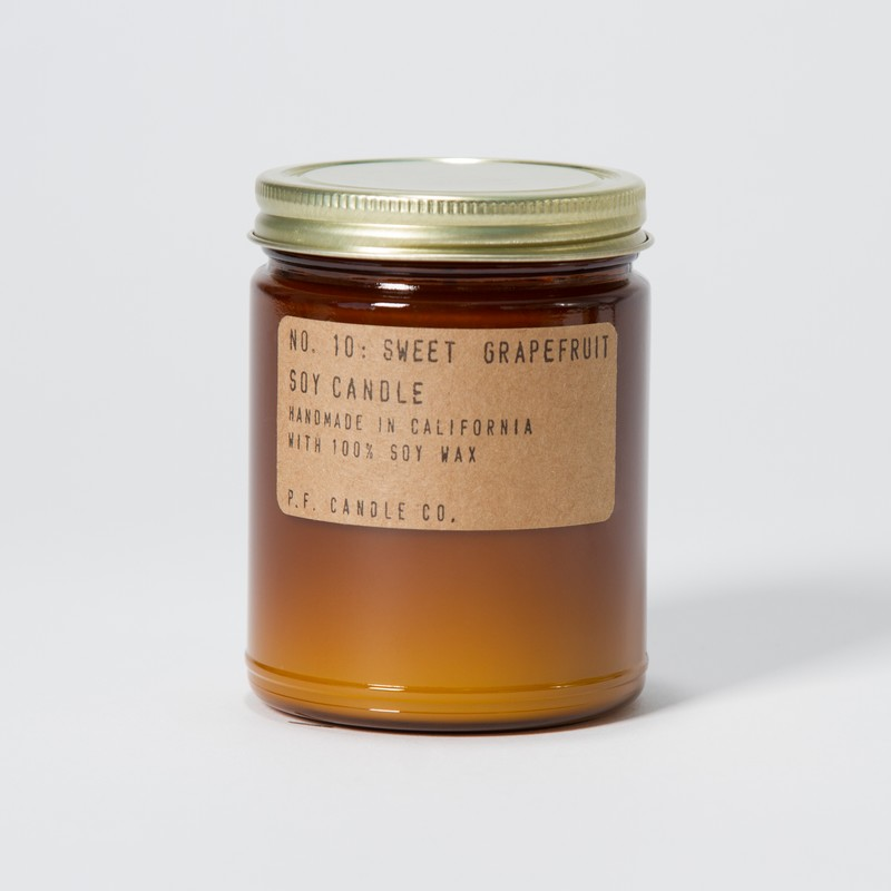sweet grapefruit pf co candle