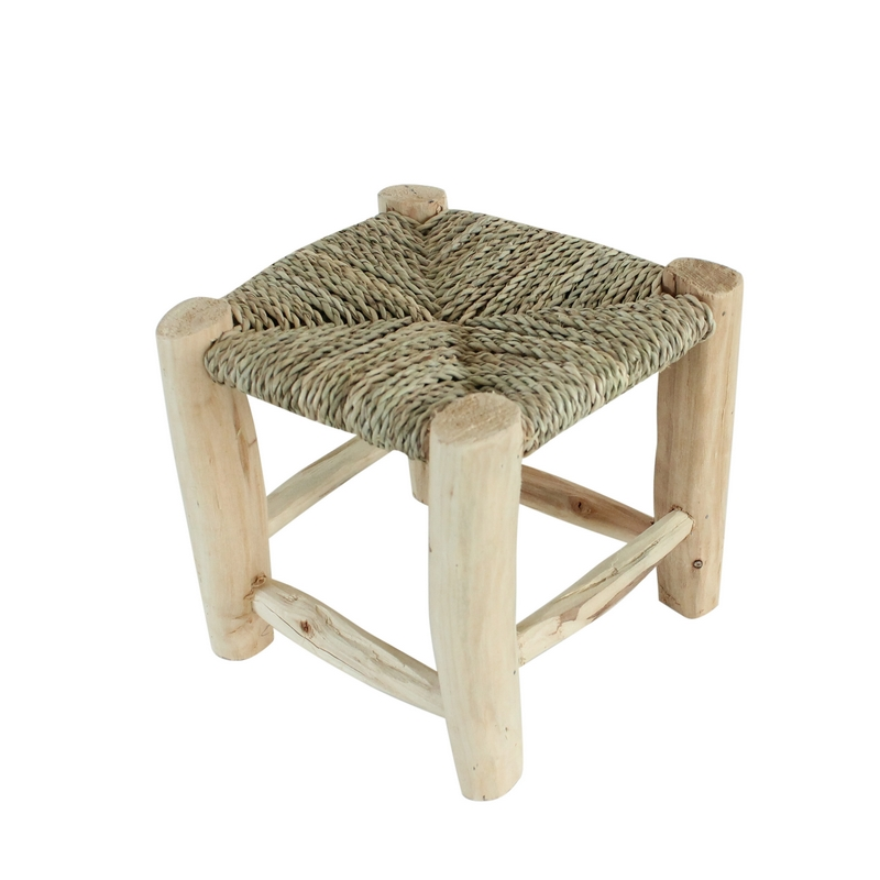 petit tabouret marocain beldi traditionnel le joli shop. Black Bedroom Furniture Sets. Home Design Ideas