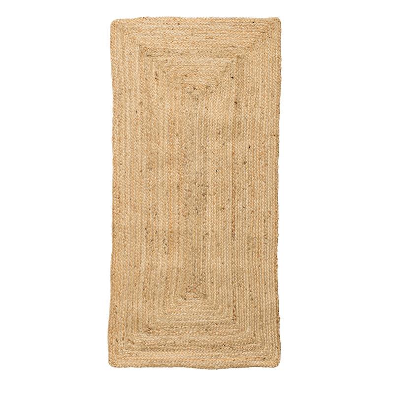 tapis jute rectangulaire bloomingville - Tapis En Jute