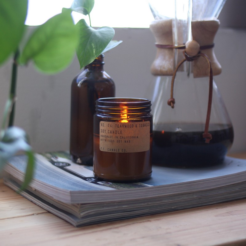 teakwood and tobacco pf candle co 3