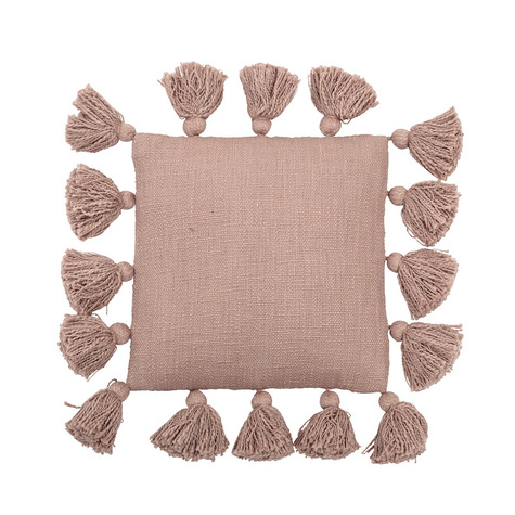 coussin-a-pompons-blush-bloomingville